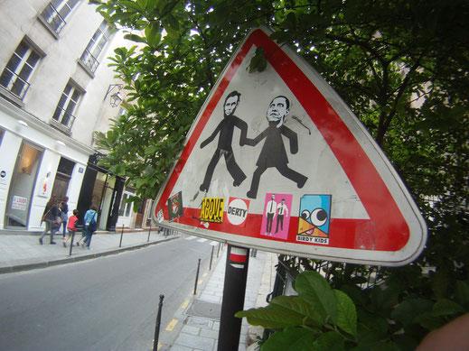 Paris 4ème Rue des Blancs Manteaux