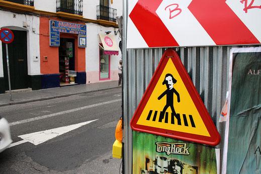 Séville Calle Punonrostro