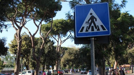 Rome Via Ostiense