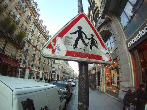 Paris 4ème Rue des Archives