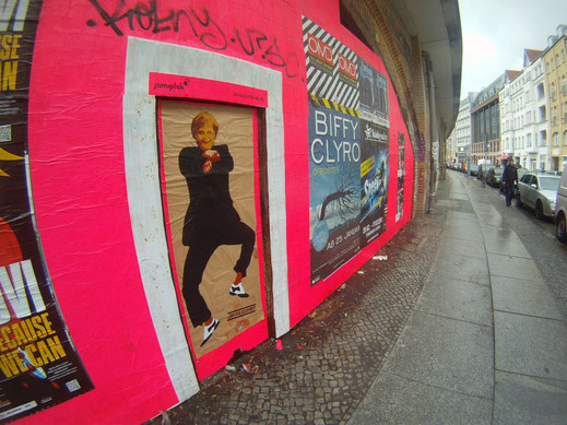 Dircksen Straße Berlin Février 2013