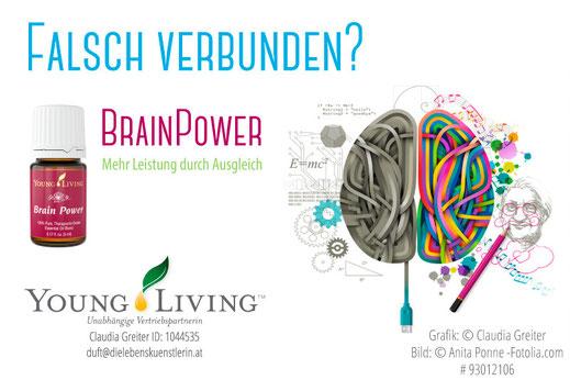 Mehr Leistung durch Ausgleich der Gehirnhälften mit Brainpower