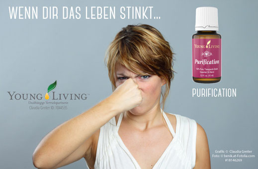 Luftreinigung mit Purification