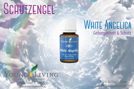 Geborgenheit & Schutz durch White Angelica