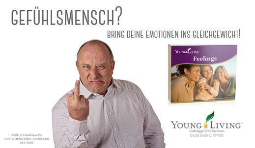 Balance der Emotionen mit dem Feelings Set