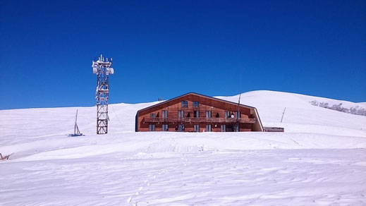 Hotel Meteo, Goderdzi Pass, powderproject.ch