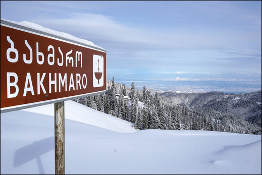 Kurorti Bakhmaro, © Alexey Tovchigrechko, 03/2019.