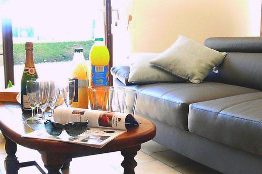 grande maison famille - gite de france - grand jardin - activité côte d'opale - baie de somme - grand salon - grande cuisine équipée