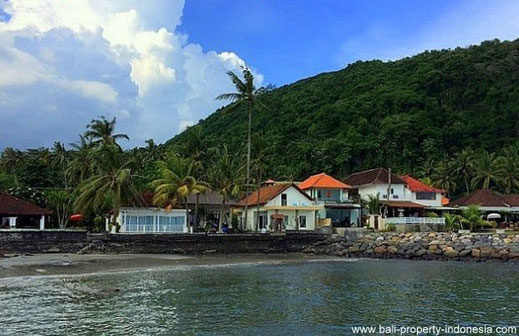 Candidasa beach houses for sale