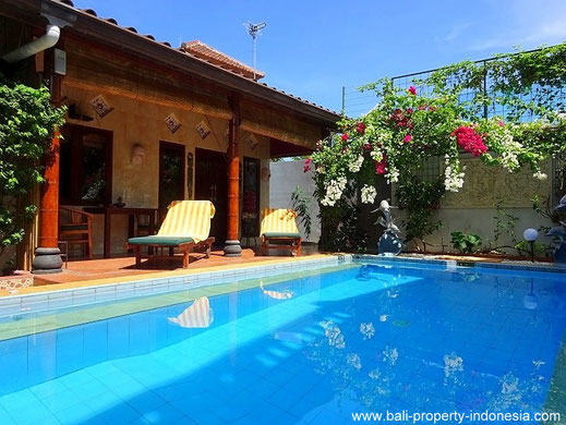 4 Bedroom freehold villa for sale located in Jimbaran.