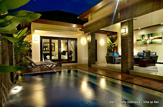 Villa hotel for sale in Seminyak.
