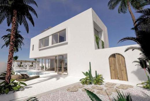 Echobeach villa for sale