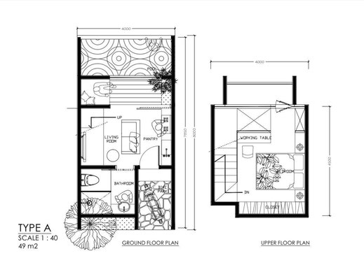 Canggu loft for sale