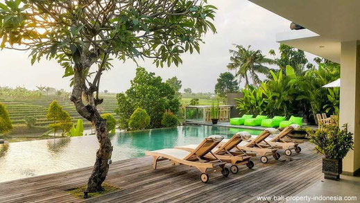 Luxurious 3 bedroom villa for sale, Canggu, South Bali.