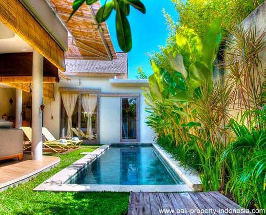 Canggu villas for sale.