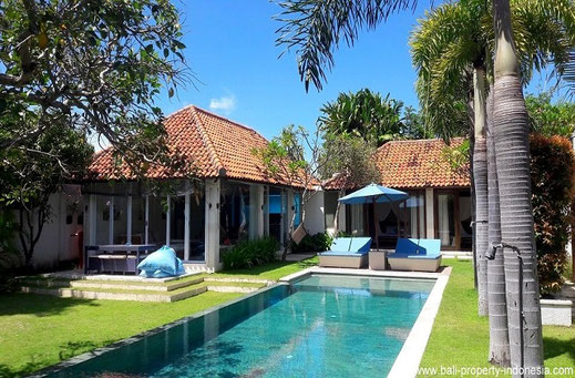 Freehold villa for sale , Sanur.