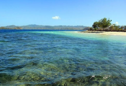 Land for sale located at South Lombok