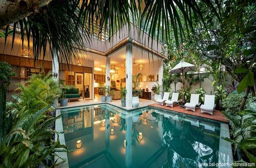 4 bedroom villa for sale Canggu