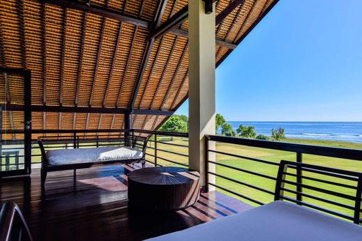 West Bali beachfront villa for sale