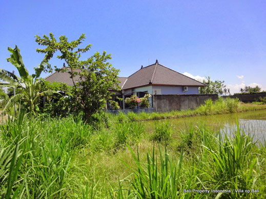 Property for sale on a nice and quiet location, North Sanur.