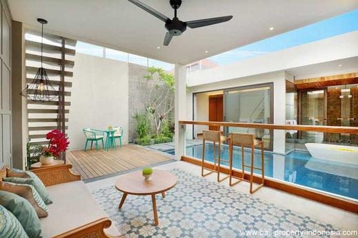 Villa for sale Batu Belig for a good return on investment.