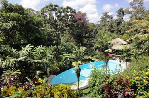 Villa for sale, rural surroundings Tabanan