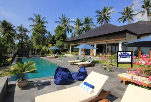 North Bali mountain villa for sale by owner