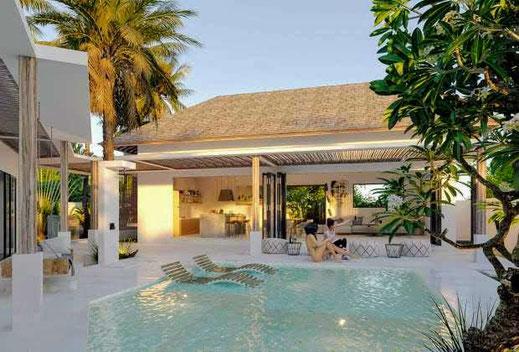 Jimbaran, 4 bedroom freehold villa for sale.