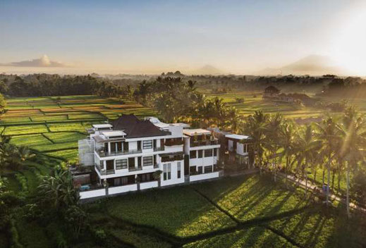 Ubud hotel for sale