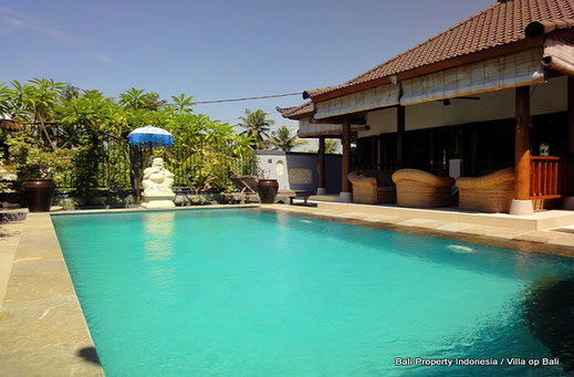 Two bedroom villa for sale close to Sanur.
