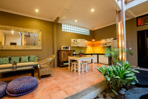 Sanur villas and houses for sale.