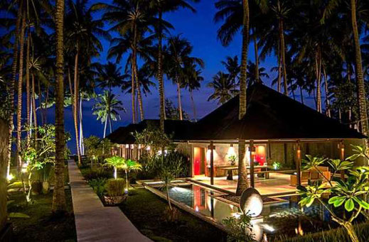 Lombok beachfront resort for sale by owner