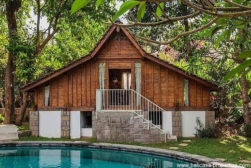 Private joglo resort for sale in Canggu, South Bali