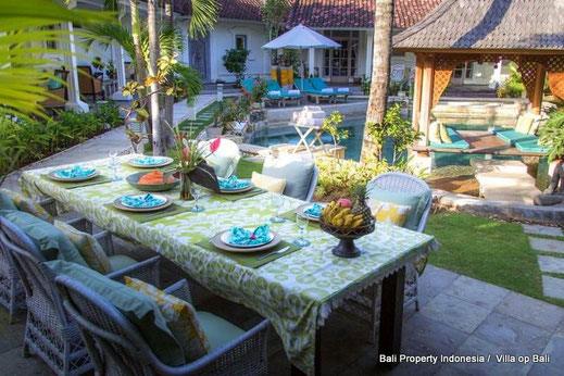 Seminyak villas for sale.