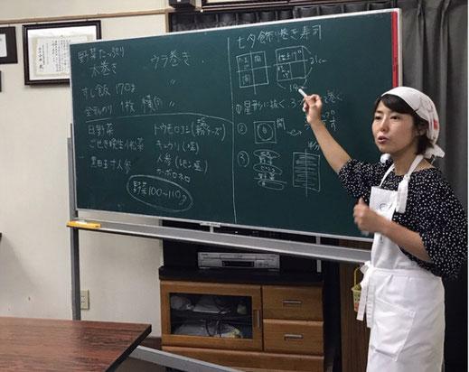 巻き寿司講座の画像1