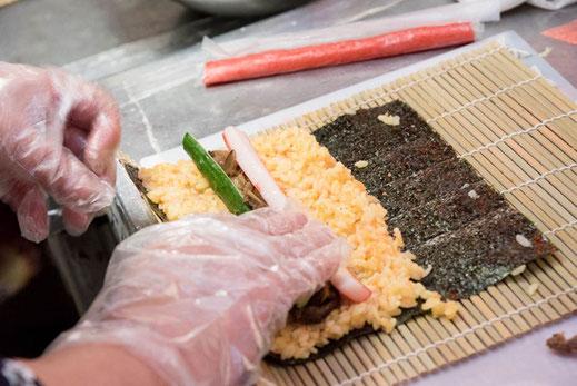 11/4巻き寿司イベントの画像3
