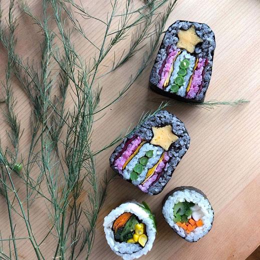 巻き寿司講座の画像2