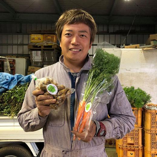 大切な人へ贈るこだわり野菜vegewanderの画像1