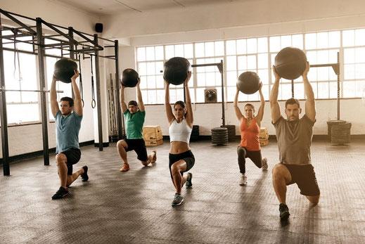 Groepsles fitness sportschool Hoorn