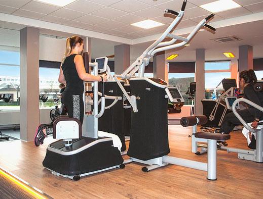 Flexx fitness in sportschool  Hoorn