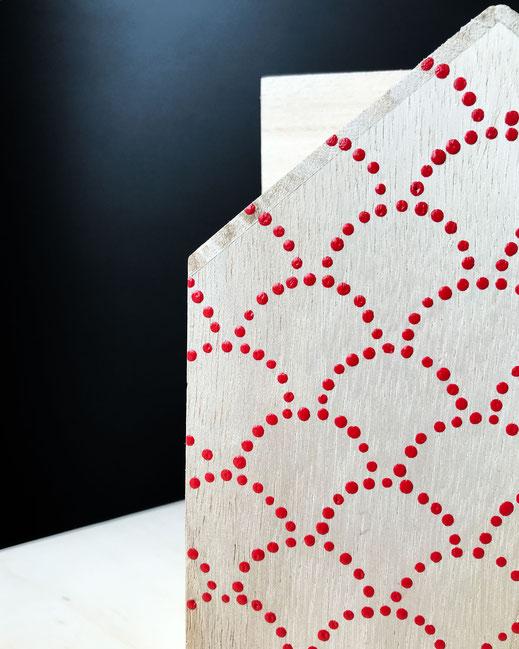 Décoration ikken - Boîte mouchoirs Japan