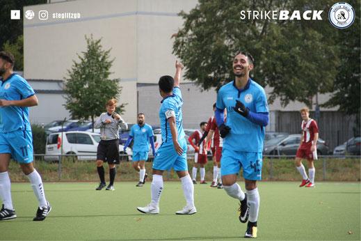 Steglitz GB - SC Berliner Amateure II