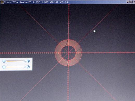 AstroRaster Free Software von Bernd Marquardt