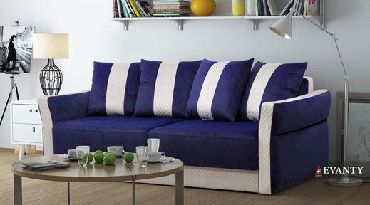 EVANTY, фабрика мебели, диван, диван FRANK