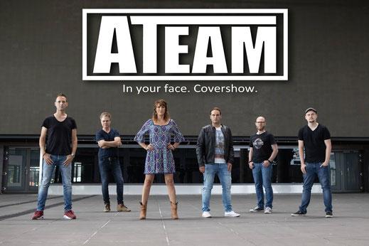 A-Team Live Covershow Pressebild 1