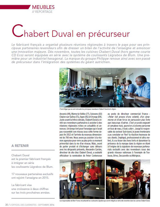 Chabert Duval Delta Cuisines coulissants Legrabox de Blum