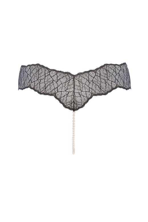 Bracli Sydney String Single in schwarz