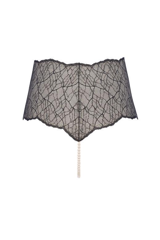 Bracli Sydney String Panty in schwarz