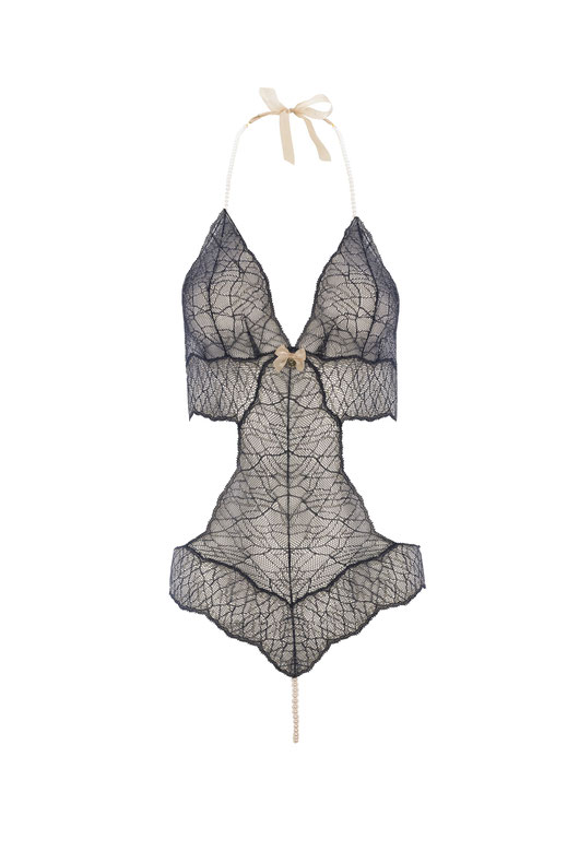 Bracli Sydney Body Single in schwarz