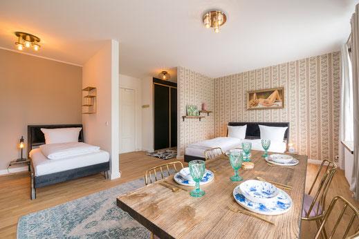 Design Apt. 84, Villa Arnim, Weinbergstr. 20, 1. OG